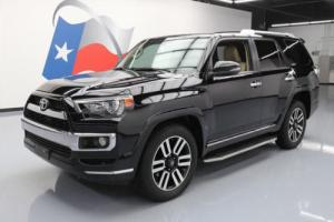 2015 Toyota 4Runner LTD SUNROOF NAV REARVIEW CAMM