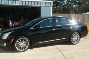 2013 Cadillac XTS XTS