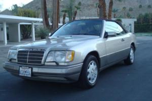 1995 Mercedes-Benz E-Class Photo