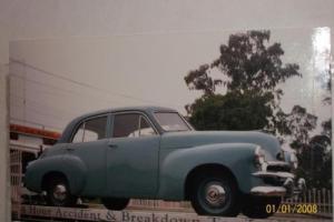 FJ HOLDEN 1956