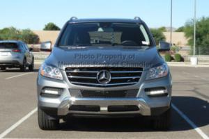 2015 Mercedes-Benz M-Class 4MATIC 4dr ML350 Photo