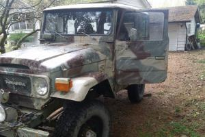 1980 Toyota Land Cruiser bj 40 | eBay