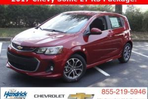 2017 Chevrolet Sonic 5dr Hatchback Automatic LT