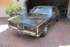 1970 Ford LTD LTD