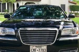 2012 Chrysler 300 Series