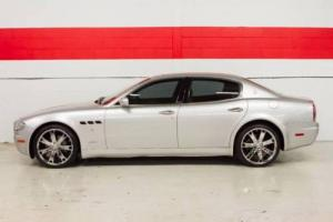 2006 Maserati Quattroporte Sport GT 4dr Sedan Sedan 4-Door Automatic 6-Speed