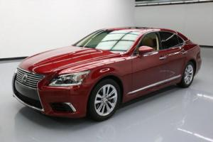 2013 Lexus LS CLIMATE SEATS SUNROOF NAV REAR CAM