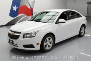 2013 Chevrolet Cruze LT SEDAN AUTOMATIC REAR CAM ALLOYS