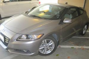 2011 Honda CR-Z EX-6 speed