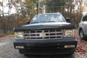 1987 Chevrolet S-10 Photo