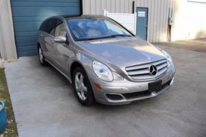 2007 Mercedes-Benz R-Class R 350 4Matic Full Time 4WD SUV P2 Navigation