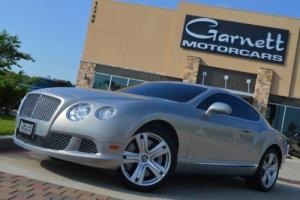 2012 Bentley Continental GT COUPE * ONE OWNER * WHOLESALE PRICED *