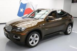 2013 BMW X6 XDRIVE50I AWD SUNROOF NAV REAR CAM