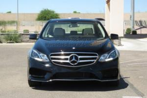 2016 Mercedes-Benz E-Class 4dr Sedan E350 Sport RWD