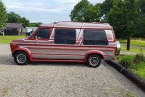 1990 Ford Club Wagon