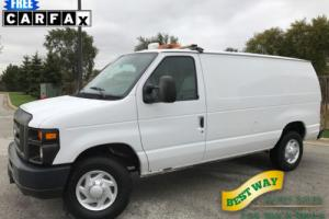 2008 Ford E-Series Van E350 Diesel SHELVES CD Player 71K Miles