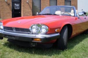 1991 Jaguar XJS CLASSIC CONVERTIBLE
