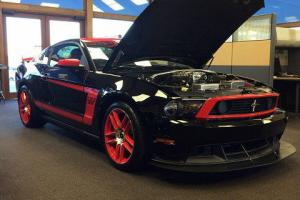 2012 Ford Mustang ONE OF ONE BY FORD RACING/ COMPETITIO AUTO