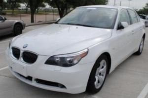 2007 BMW 3-Series 525xi