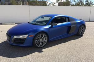 2014 Audi R8 2dr Coupe Automatic quattro V10 plus