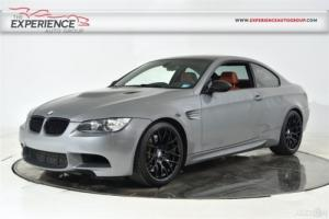 2013 BMW M3 Coupe Competition Package Manual