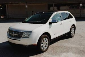 2007 Lincoln MKX Photo