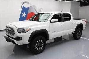2016 Toyota Tacoma DOUBLE CAB TRD OFF ROAD 4X4 NAV