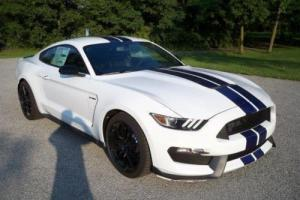 2016 Ford Mustang GT350 Shelby