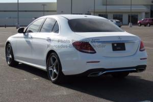 2017 Mercedes-Benz E-Class E300 Sport RWD Sedan
