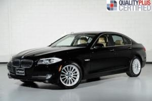 2013 BMW 5-Series 2013 535i xDrive Tech pkg GPS Driver assist premium pkg