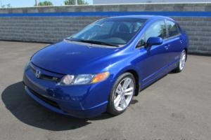 2007 Honda Civic 4dr Sedan Manual w/Navi