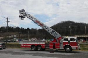1980 Other Makes Sutphen TS-100 Fire Truck Aerial