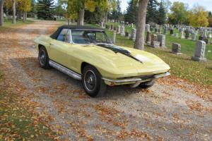 1967 Chevrolet Corvette Base Convertible 2-Door | eBay