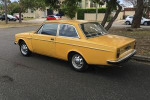 1972 volvo 142s coupe manual ... great original conditon Photo