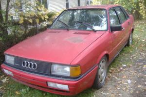 1985 Audi Other Photo