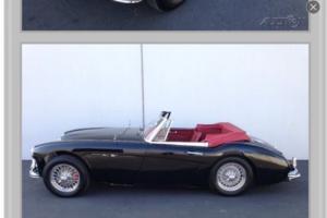 1964 Austin Healey 3000 Photo
