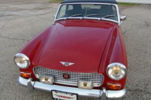 1969 Austin Healey Sprite Mk IV