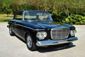 1962 Studebaker Lark Coupe! No Reserve! V8 Auto Custom Interior!