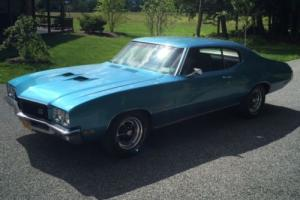 1972 Buick Other GS