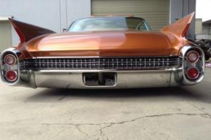 1960 Cadillac DeVille DE VILLE,CADILLAC,,KUSTOM,CUSTOM,LEAD SLED Photo