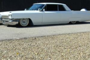 1963 Cadillac DeVille 2 dr cp
