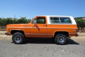 1977 GMC Jimmy Jimmy