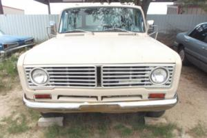 1972 International Harvester Other