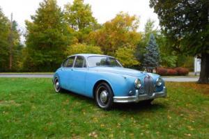 1960 Jaguar Mark II