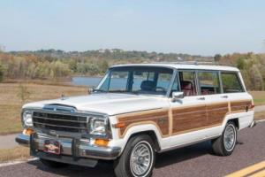 1989 Jeep Wagoneer Grand Wagoneer