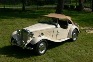 1952 Replica/Kit Makes MG TD