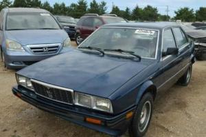 1986 Maserati Other