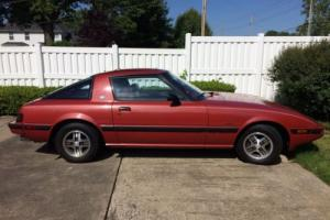 1983 Mazda RX-7 GSL 71K Actual miles 5-Speed