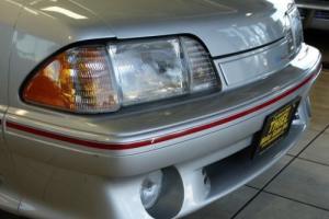 1988 Ford Mustang ASC MCLAREN CONVERTIBLE