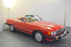 1986 Mercedes-Benz SL-Class SL